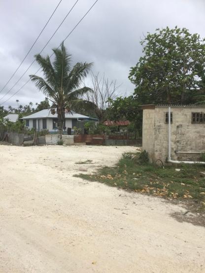 A local village